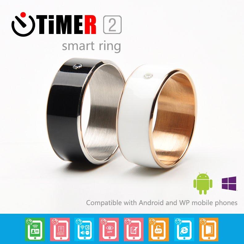 TiMER2 Smart Ring Poster